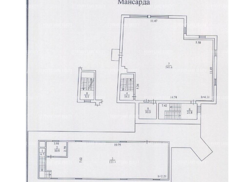 Продажа здания 2207.90 кв.м. ЦАО ул. Молчановка Б., 34стр2 - фотография №6