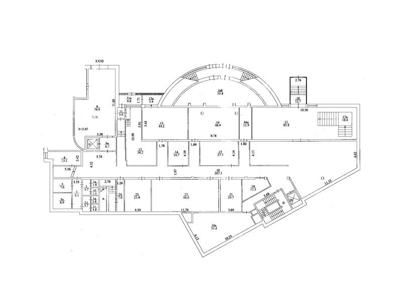 Продажа помещения 5021.50 кв.м. ЮАО ул. Россошанская, 6 - фотография №7