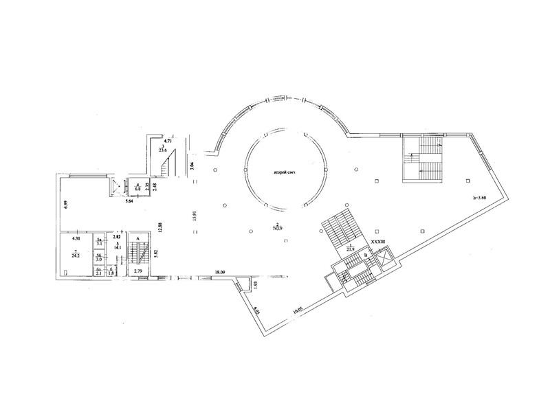 Продажа помещения 5021.50 кв.м. ЮАО ул. Россошанская, 6 - фотография №9