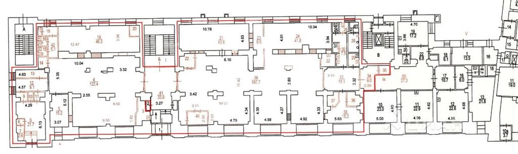 Аренда помещения 666.50 кв.м. ЦАО ул. Большая Садовая, 5 - фотография №8