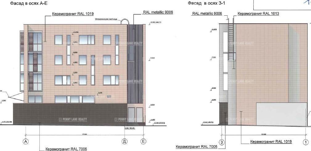 Продажа помещения 720 кв.м. ЦАО ул. 2-я Брестская, 43с4 - фотография №9