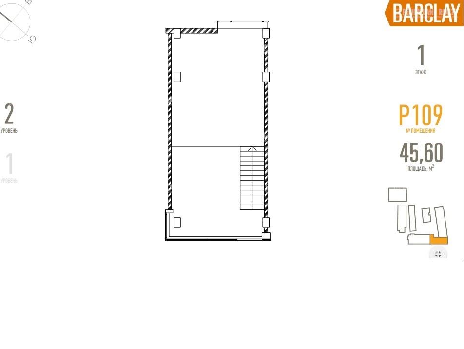 "продажа - ""ул. Красносельская Нижн., 35 стр. 48/50"" - на retail.realtor.ru"