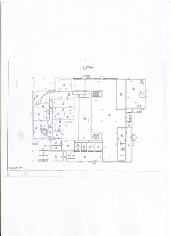 Продажа помещения 1500 кв.м. ВАО ул. Юных Ленинцев, 12 - фотография №5