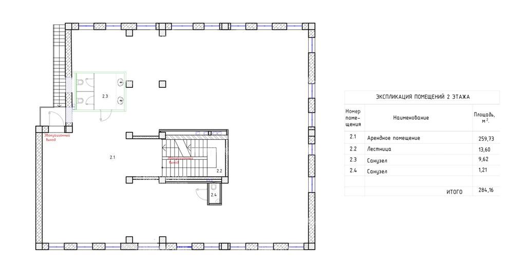 Продажа здания 928.20 кв.м. ЦАО ул. Большая Ордынка, 59 - фотография №5