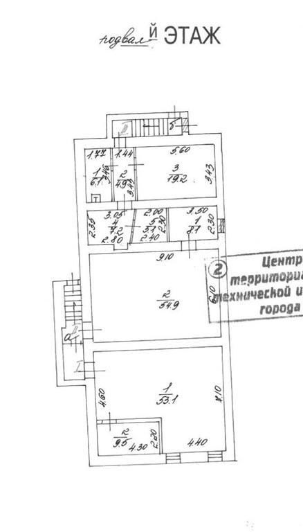 Продажа здания 2183.50 кв.м. ЦАО ул. Бакунинская, 72 - фотография №7