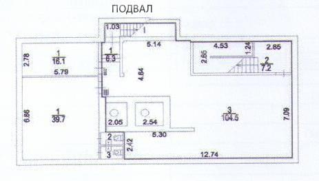 """продажа - """"ул. Лобачевского, 102к1"""" - на retail.realtor.ru"""
