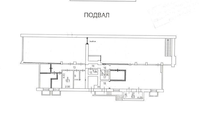 Продажа помещения 562 кв.м. ул. Петра Романова, 6 - на retail.realtor.ru - фотография №5