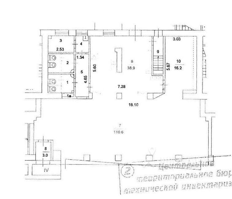 Продажа помещения 310.50 кв.м. ЦАО ул. Красносельская Нижн., 45/17 - фотография №4