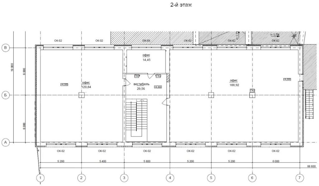 Аренда помещения 525 кв.м. ЦАО пл. Суворовская, 1/52к4  - на retail.realtor.ru - фотография №3