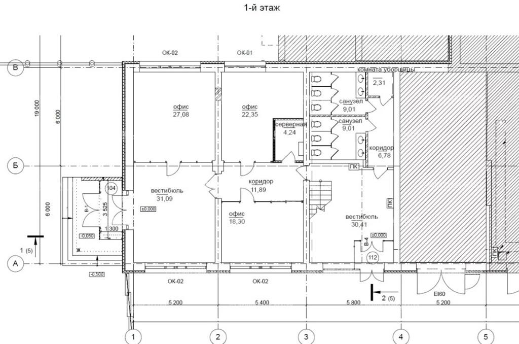 Аренда помещения 525 кв.м. ЦАО пл. Суворовская, 1/52к4  - на retail.realtor.ru - фотография №4
