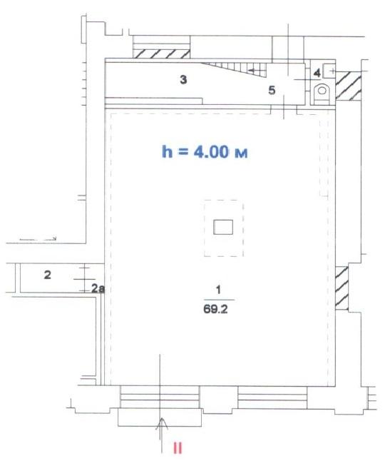 Аренда помещения 86.10 кв.м. ЦАО пер. Пятницкий, 12 - фотография №2