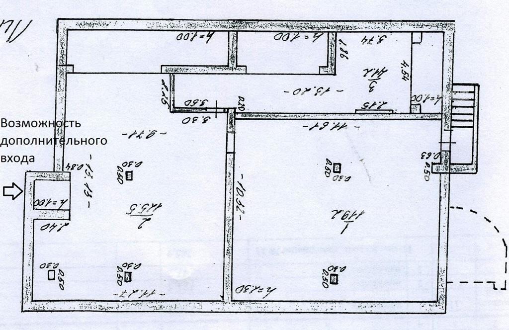 Продажа помещения 615 кв.м. ул. агрохимиков, 2 - фотография №13