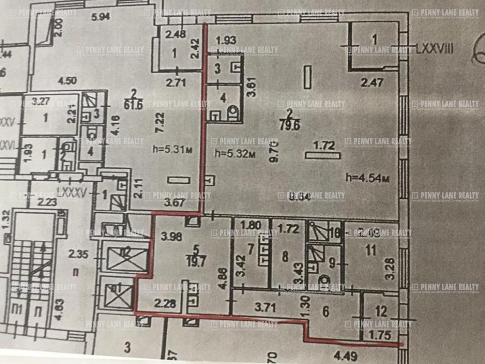 Аренда помещения 150 кв.м. СЗАО ул. Краснобогатырская, 90 - фотография №10