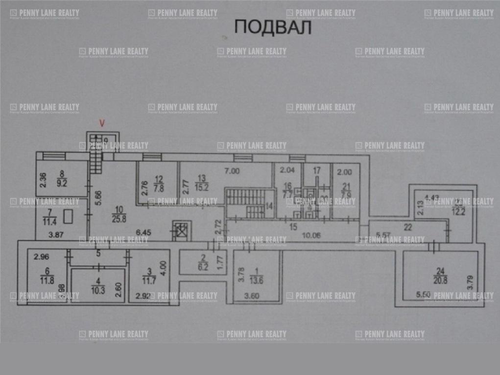 "продажа - ""ул. Земляной Вал, 52/16"" - на retail.realtor.ru"