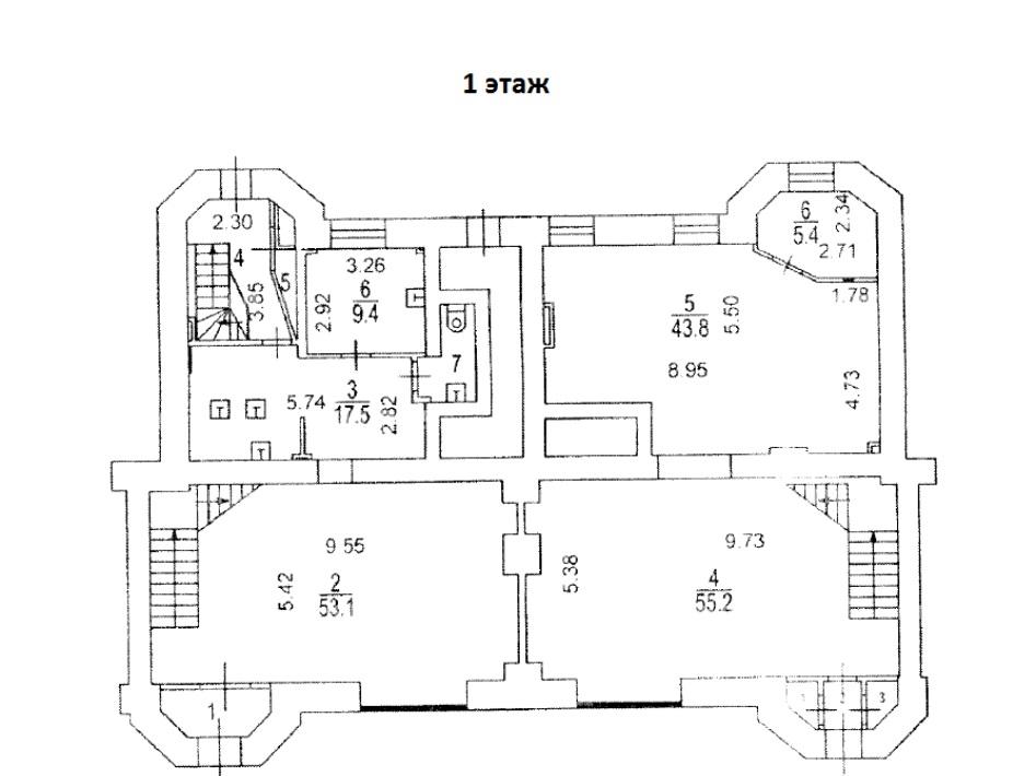 Продажа помещения 302 кв.м. СЗАО ул. Беговая, 11 - фотография №3