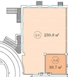 Продажа помещения 239.80 кв.м. ЦАО проезд Павелецкий 2-й, 5с1 - фотография №14