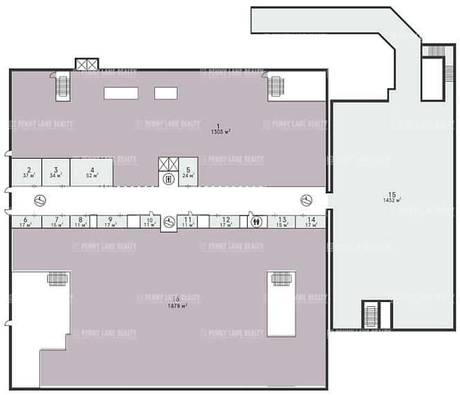 Продажа здания 40000 кв.м. ЗАО ул. проспект Вернадского, 37к2 - фотография №8
