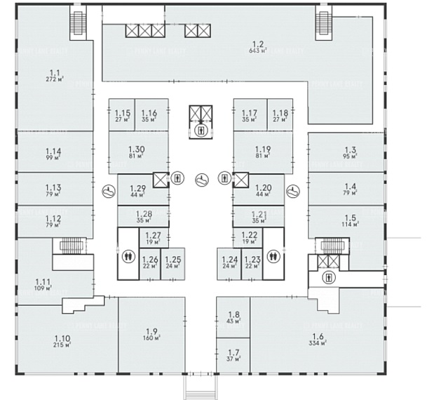 Продажа здания 40000 кв.м. ЗАО ул. проспект Вернадского, 37к2 - фотография №10