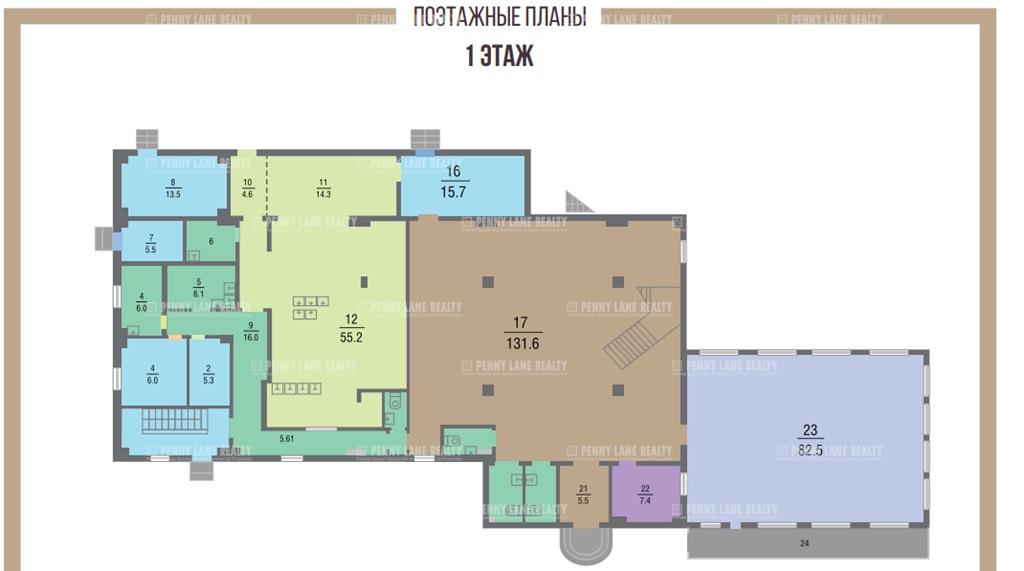 Продажа здания 642.20 кв.м. ВАО пр-кт Рязанский - фотография №7