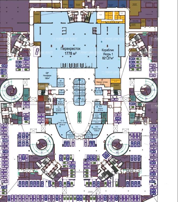 Продажа помещения 15000 кв.м. ЗАО проезд Береговой, 5 - фотография №6