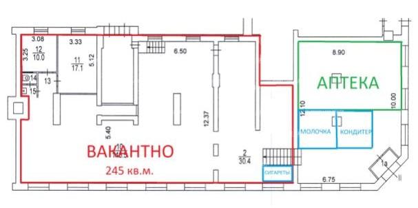 Продажа помещения 456 кв.м. ВАО ул. Первомайская Ср., 23/9 стр 1 - фотография №3