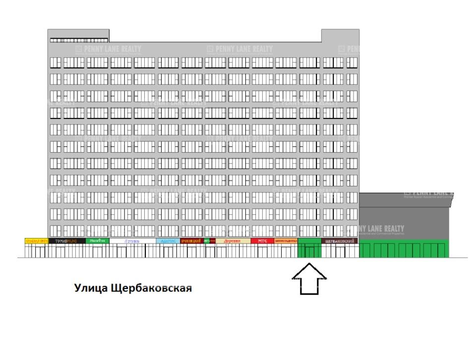 Аренда помещения 1100 кв.м. ВАО ул. Щербаковская, 3 - на retail.realtor.ru - фотография №7