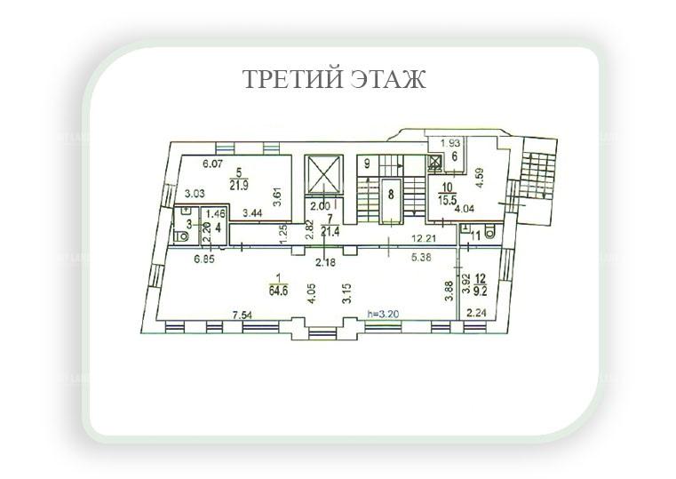 """продажа - """"пер. Лопухинский, 3С2"""" - на retail.realtor.ru"""