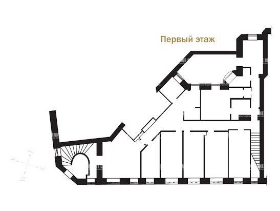 "продажа - ""пер. Трубниковский, 8/15"" - на retail.realtor.ru"