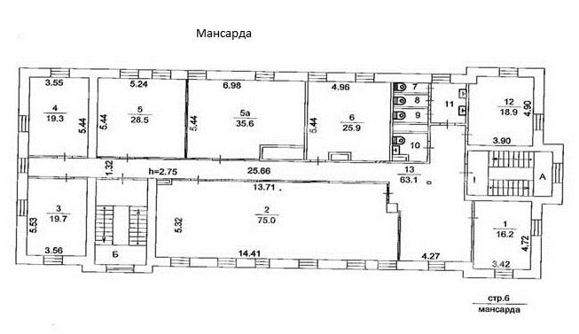 """аренда - """"пл. Смоленская-Сенная, 27с6"""" - на retail.realtor.ru"""