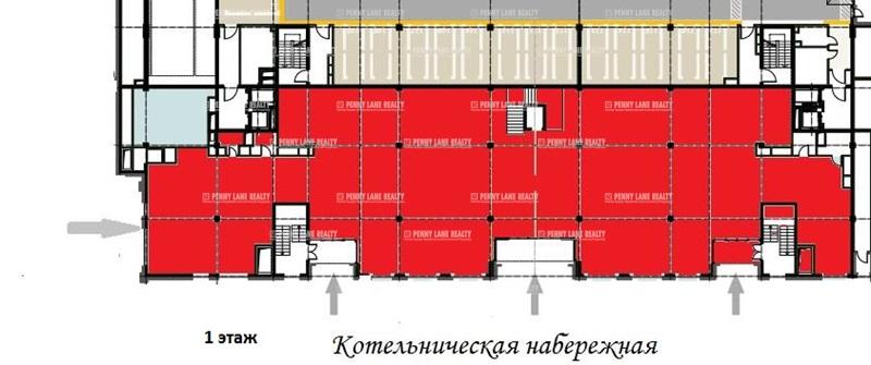 """продажа - """"ул. котельнический"""" - на retail.realtor.ru"""