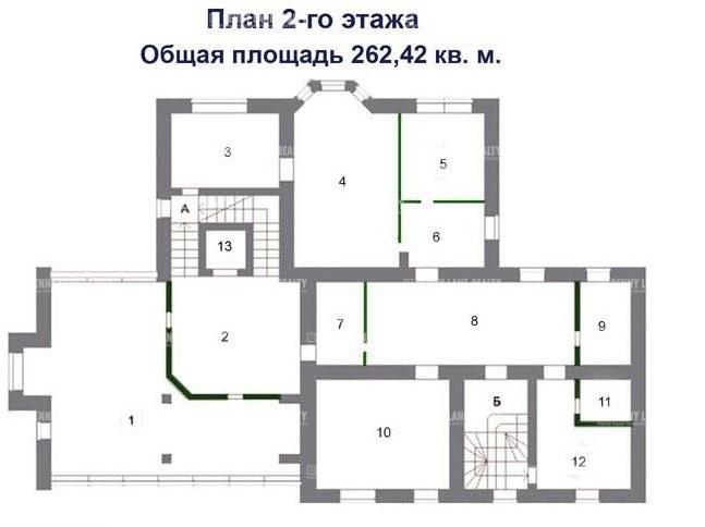"""продажа - """"ул. Трубная, 25, стр.3"""" - на retail.realtor.ru"""