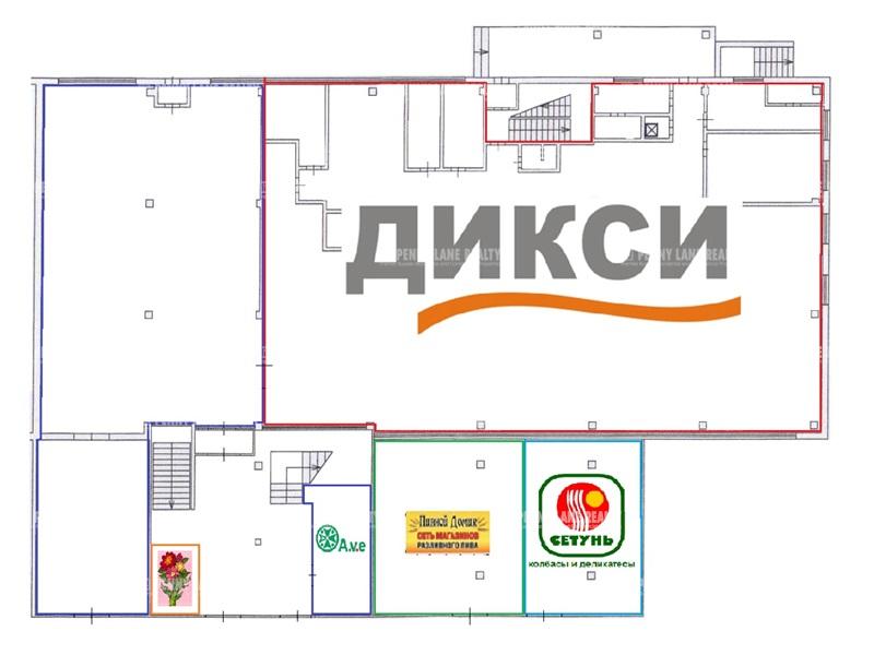 "продажа - ""ул. Академика Янгеля, 6к1"" - на retail.realtor.ru"