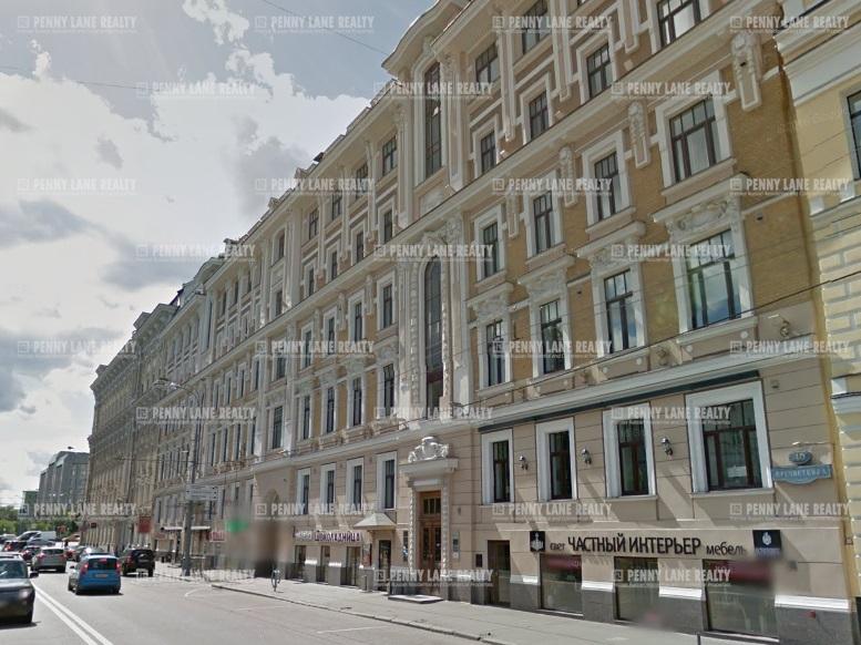 Закрытая аренда помещения 264.40 кв.м  ЦАО