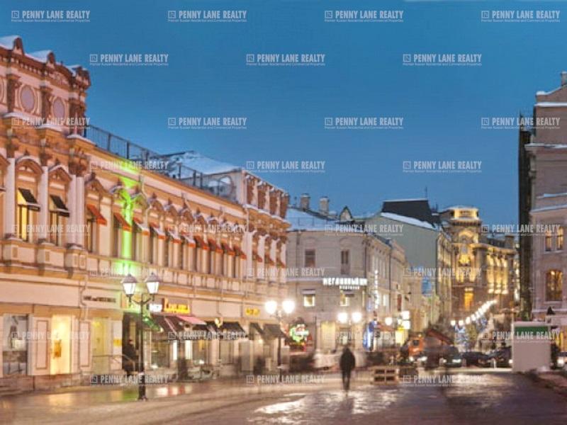 улица Кузнецкий Мост - на retail.realtor.ru