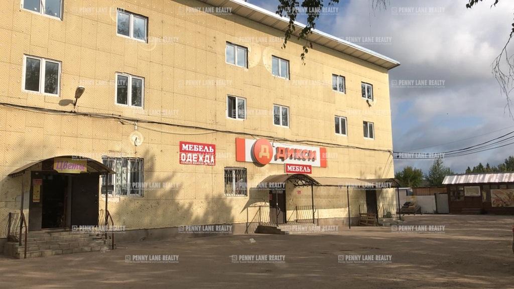 Закрытая продажа здания 3600 кв.м
