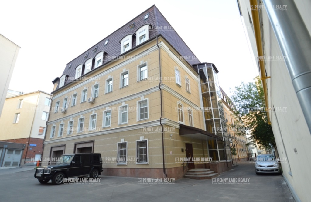 Закрытая продажа помещения 1736.20 кв.м  ЦАО - на retail.realtor.ru