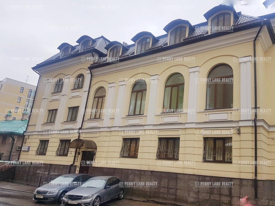 Закрытая продажа здания 1260 кв.м  ЦАО