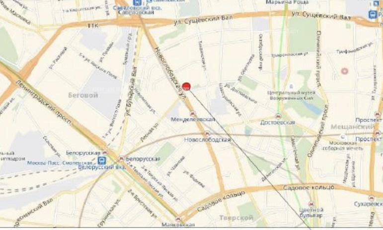 Закрытая продажа помещения 323.60 кв.м  ЦАО