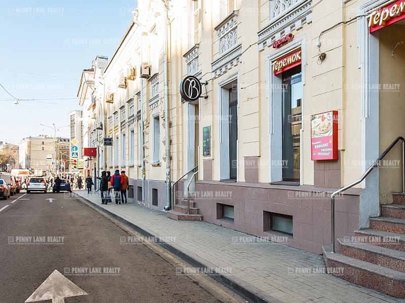 улица Мясницкая - на retail.realtor.ru