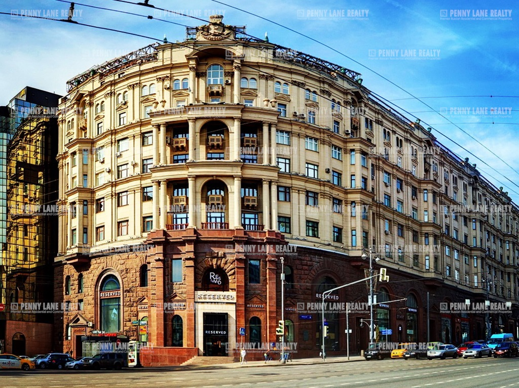 "продажа - ""ул. Тверская, 9"" - на retail.realtor.ru"