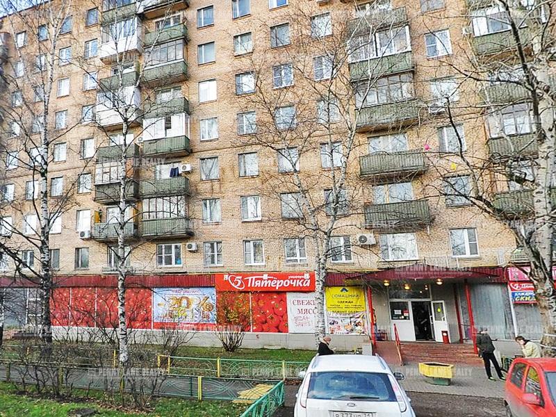 """продажа - """"ул. Генерала Глаголева, 25к1"""" - на retail.realtor.ru"""