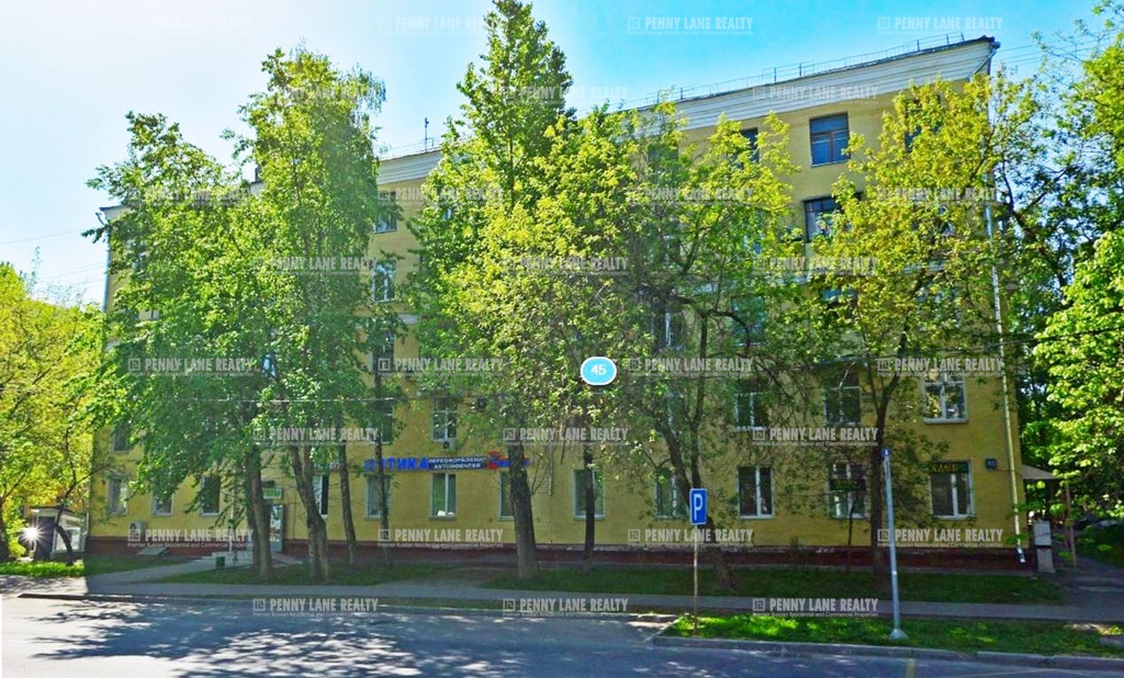 Продажа помещения 400.10 кв.м. ЗАО ул. Молодогвардейская, 45 - фотография №1