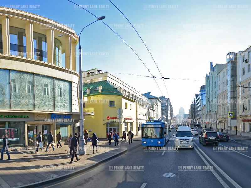 улица Новослободская - на retail.realtor.ru