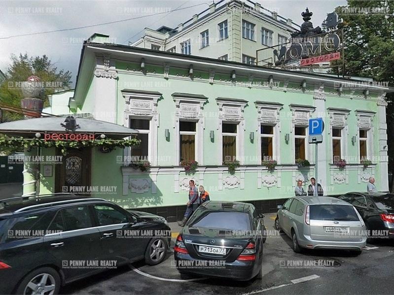 Продажа здания 890 кв.м. ЦАО ул. Пятницкая, 66с2 - фотография №1