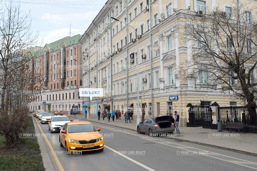 Закрытая продажа помещения 158.50 кв.м  ЦАО