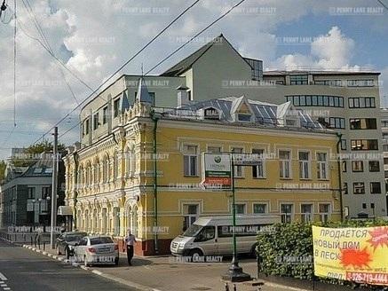 Продажа здания 591.30 кв.м. ЦАО ул. Большая Полянка, 61с1 - фотография №1