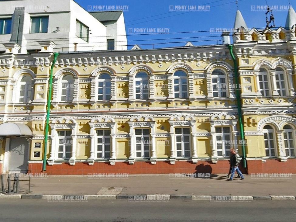 Продажа здания 591.30 кв.м. ЦАО ул. Большая Полянка, 61с1 - фотография №2