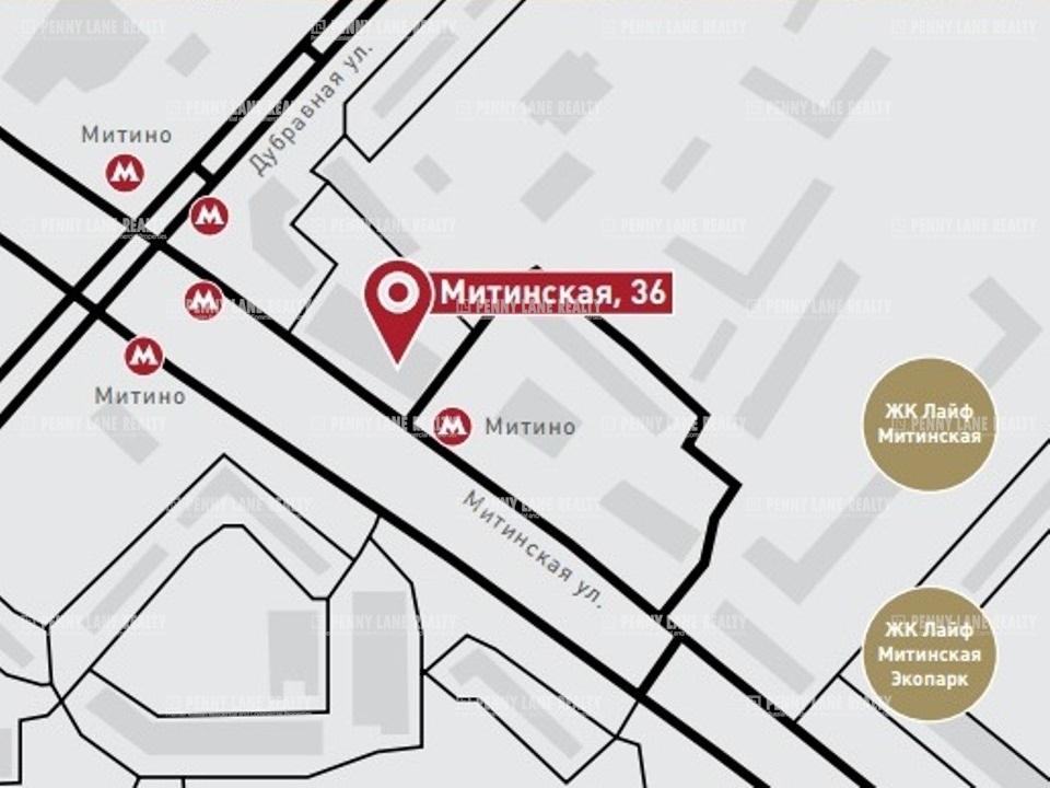 Закрытая аренда помещения 129.50 кв.м  СЗАО
