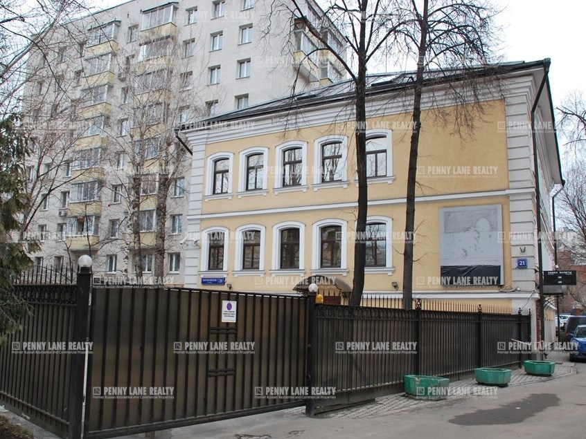 Продажа здания 880 кв.м. ЦАО ул. Бауманская, 21 - фотография №2