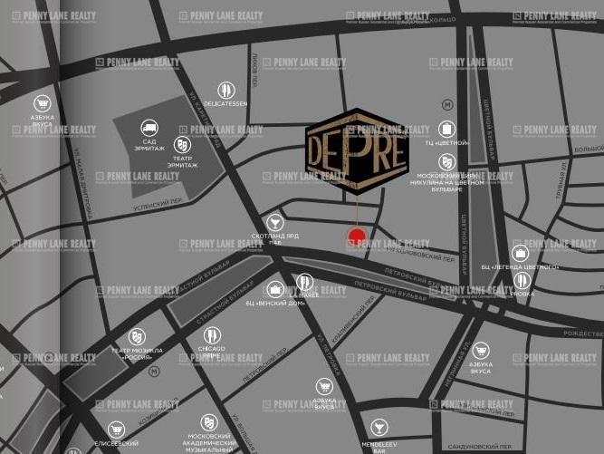 """продажа - """"пер. Колобовский 1-й, 12"""" - на retail.realtor.ru"""